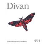 DIVAN nr 4 1995 omslag